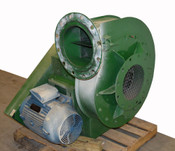 American Fan RB-355-23 Blower 30-Hp 3-Ph Exhaust 3600-RPM Severe-Duty WEG
