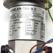 NEW Benzler-TBA B.V. 1007101300004 Penta DC Motor 24VDC/45W/3000RPM