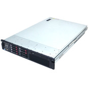 HP ProLiant DL380 G6 Server 2x Intel Xeon X5550 2.66GHz 48GB No HDD P410i 82E