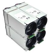 (Lot of 4) HP 451785-002 Fan Module for BLc7000 486206-001 413996-001 412140-B21