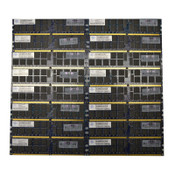 32GB (16x2GB)Nanya PC2-5300 DDR2-667MHz ECC 240-Pin Server Memory NT2GT72U4NA2BV