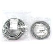 (Lot of 25) UDMC 101H-600 6-Inch Grey Buna APC Gasket