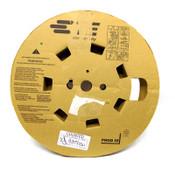 """Tyco Electronics M23053/5-106-9 White 100' Spooled 1/4"""" Heat Shrink Tubing 2:1"""
