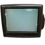 Radiant Systems P1520 Point-of-Sale POS Terminal LCD Screen with CC Reader