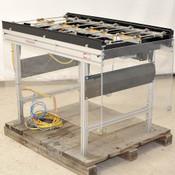 "Shuttleworth Slip-Torque Conveyor 53""L x 23.5""W with Motor, Sensors, Pneumatics"