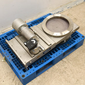 "VAT 64050-PE28-003/0013 12.5"" Pneumatic Air Operated Control Gate Valve"