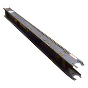 Square D CFH2520G8ST 8ft I-Line II 2000A 600V 3P 4W Copper Busway Bus Bar Feeder