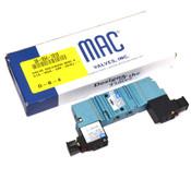 NEW MAC 451A-A0A-DM-DFBJ-1TN w/ (2) DM3A-DFBJ-1TN Solenoid Pneumatic Valve