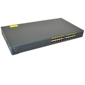Cisco WS-C2960-24-S Catalyst 24-Port 10/100 Managed Ethernet Switch 16GBps