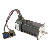 Yaskawa Electric USAREM-01CFJ33 3000RPM Servo Motor w/ UTOP1-20AU Encoder