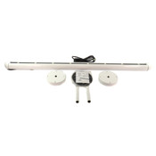 "Illumitex Corona CX 48"" Linear 8-LED 4000K 120-277V White 75W Light Fixture 4ft"
