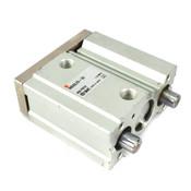 SMC MGQL20-30 Compact Ball Bushing Bearing Guide Cylinder 20mm-Bore 30mm-Stroke