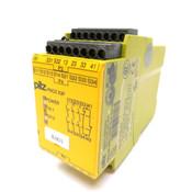 Pilz PNOZ X3P 24 VAC/VDC Safety Relay 2.5 Watts Output 24-240V Supply Voltage