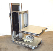 "RK Rose+Krieger ACMS QST QLT Electric Lift-Work Transport Cart 360° 25""x24"" Cntl"