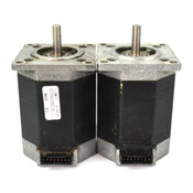 (Lot of 2) Pacific Scientific P22NSXC-LNN-NS-02 PowerMax 1.8 Step-Motor 4.82 VDC