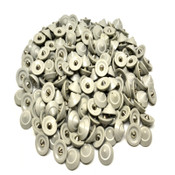 (185 pcs.) Gray UFO Hard Security Anti-Theft RF Tags w/ Cone Pins