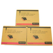 (Lot of 3) NEW Tektronix 016-1805-00 Phaser 750 Printer Magenta Toner Cartridge