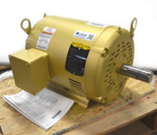 NEW Baldor EM3314T-G Super-E 15-Hp Motor AEGIS Shaft-Grounding-Ring Eff:90% 3-Ph
