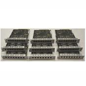 (Qty 9) HP Procurve 10/100BASE-T Switch Module 8-Port J4111A for HP 4000M/8000M