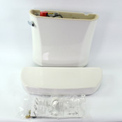 Kohler K-5311-RA-0 Wellworth 1.28 GPF Toilet Tank  - White