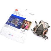 3M 6100/07024 Half Facepiece Small Reusable Respirator