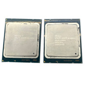 (Lot of 2) Intel Xeon E5-2609 V2 Processor 2.5Ghz LGA2011 Server 4C/4T