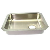 Elkay ELUHAD141850 Lustertone Classic Single Bowl Undermount Kitchen Sink