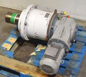 Sew Eurodrive PF012KF87DRE100LC4/RI Gearbox Reducer Motor 5Hp Torq:38,700 1929:1