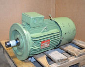NEW FIMET MA0F 132 M8 3-kW 3-Ph Asynchronous AC Brake Motor 850-RPM Brake:90W