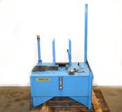 """Hydraulic Reservoir Storage Tank Pwr-Unit Fluid ~30""""x19""""x11"""" Approx:25-Gal Steel"""