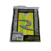 NEW Radians SV6-2ZGM-XL High Vis X-LARGE Green/Yellow Type R Class 2 Safety Vest
