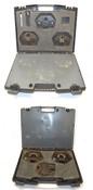 """Victaulic PFT510 KSP34 Vic-Press 6 Crimper Jaw Set + Case 1/2"""", 1"""", 1.5"""", 2"""""""