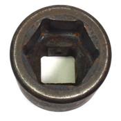 GP 6076R 2-3/8-inch 6-Point 1-1/2-inch Drive Standard Impact Socket