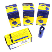 """(Lot of 4) NEW Irwin 373034BX 3/4"""" 19mm Bi-Metal Hole Saw 4/6 Variable Pitch"""