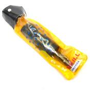 Drill America KFDRSD 1-1/4 Reduced Shank HSS Black & Gold Drill Bit