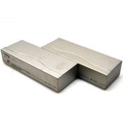 Lot 2 Aten VS-98A 1 to 8 VGA 8-Port Video Splitter Monitor Duplicator Box 300MHz
