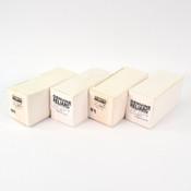 "(Lot of 40) Genuine Heliarc 796F71 #4L Ceramic Long 1-7/8"" Tig Torch 1/4"" Nozzle"