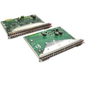 (Lot of 2) Cisco WS-X4148-RJ 48-Port 10/100BASE-T Ethernet Switching Module