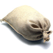 1000 NEW Burlap SandBags Sand Bag Potato Drawstring Gunny Sack 24x14 50lb