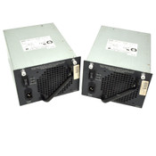 (Lot of 2) Cisco PWR-C45-1000AC 1040W Power Supply 341-0037-0x Astec AA22900