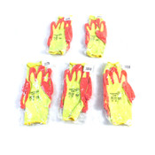 Cordova Safety Products 3056 Cor-Touch Medium Size Safety Gloves (5)