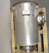 """NEW Solberg HDL 8"""" Industrial Oil Mist Filter Canister PSG476Q Stainless Flange"""