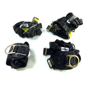 (Lot Of 4) NEW Reliance 800152 SMALL Nomx/Kevlr A-Series Fall Safety Harnesses