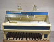 Parts Cleaner 1-Sink 8ft Wet Solvent Bench
