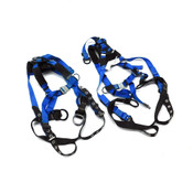 (Lot Of 2) Reliance 802600-AC Ironman XXXL Polyester Web Safety Harnesses 440lbs