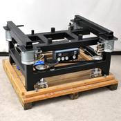 Barry Controls Isolair System 3-zone Automatic Vibration Isolation Platform Air