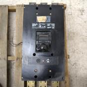 Westinghouse PCF32000F 3P 3PH 2000A 600VAC Circuit Breaker PCF w/ 1600A Trip