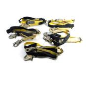 Reliance 741406 Skyline Safety Harness 6' Lanyards w/ Steelhead Snaps (5)