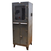 Strong Hold 26-CC-242-RK Industrial Computer Cabinet
