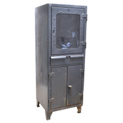 Strong Hold 26-CC-242RKG Industrial Computer Cabinet